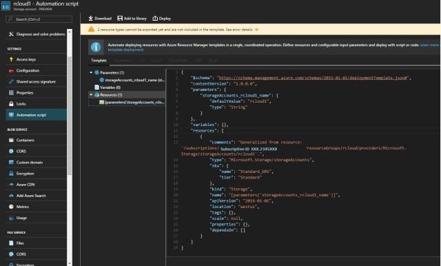 Automation Script