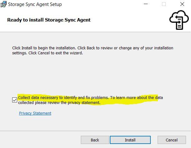 file sync setup5